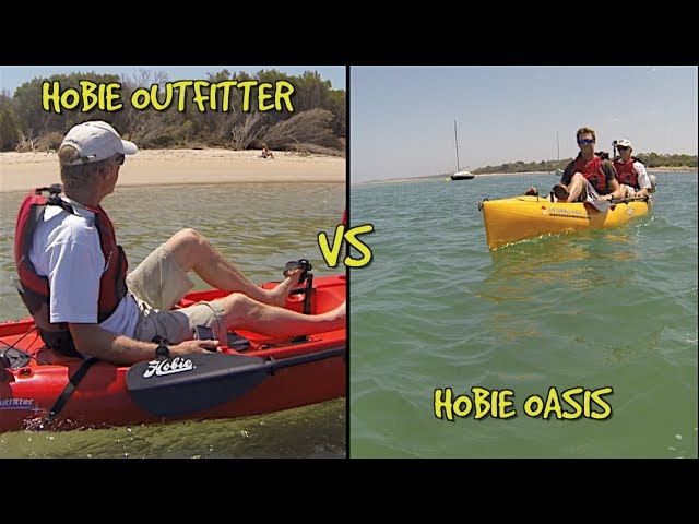 Hobie Oasis Vs Hobie Outfitter