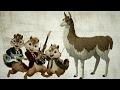 Aronchupa Llama In My Living Room Chipmunk Remix mp3