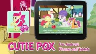 MY LITTLE PONY: Cutie Pox Android App Trailer
