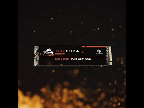 Seagate Gaming Presents SG21  Introducing Seagate's FireCuda® 530