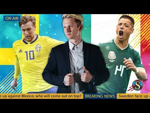 LIVE MEXICO vs SWEDEN and GERMANY - SOUTH KOREA LIVE STREAM HD - WORLD CUP 2018 LIVE HD