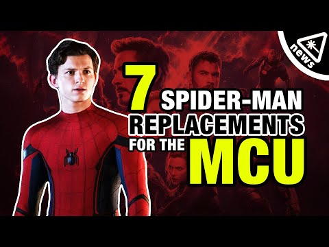 7 Characters Who Could Replace Spider-Man in the MCU! (Nerdist News w/ Amy Vorpahl)