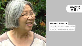 """VYP Avec Hang Defaux, """"Madame jardinage"""" à Saint-Quentin-en-Yvelines"""