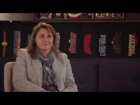 IMAX® Presents: Executive Producer Victoria Alonso
