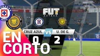 Leones Negros deja a Cruz Azul fuera de la Liguilla - Cruz Azul 0-2 U. de G. - J17  Clausura 2015
