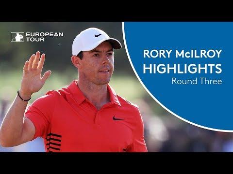 Rory McIlroy Highlights | Round 3 | 2018 Abu Dhabi HSBC Golf Championship