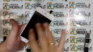 Смотреть видео Ремонт iphone 6 в москве, после того как упал с 10-ого этажа онлайн