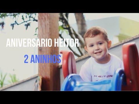 FESTA ANIVERSARIO HEITOR 2 ANOS