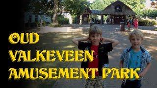 Oud Valkeveen Amusement Park, Travel with Kids, Netherlands