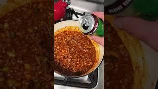 Award-winning Texas Chili  #shorts #tiktok #cooking #food #chili #texas #recipe #recipes #bbq
