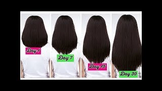 Amazing Ginger Hair Oil For Extreme Hair Growth, Stop Hair Loss
