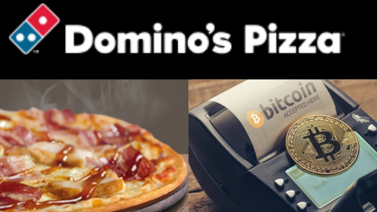 Domino´s Pizza acepta Bitcoin