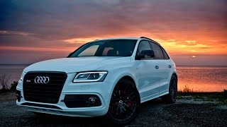 Audi SQ5 TDI Plus 2016 Videos