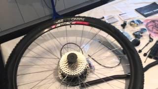 Motobecane 9Iron chrome 29er mountain bike from bikesdirect.com - Unboxing and assembly