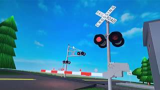 Farm Ln Railroad Crossing | ROBLOX