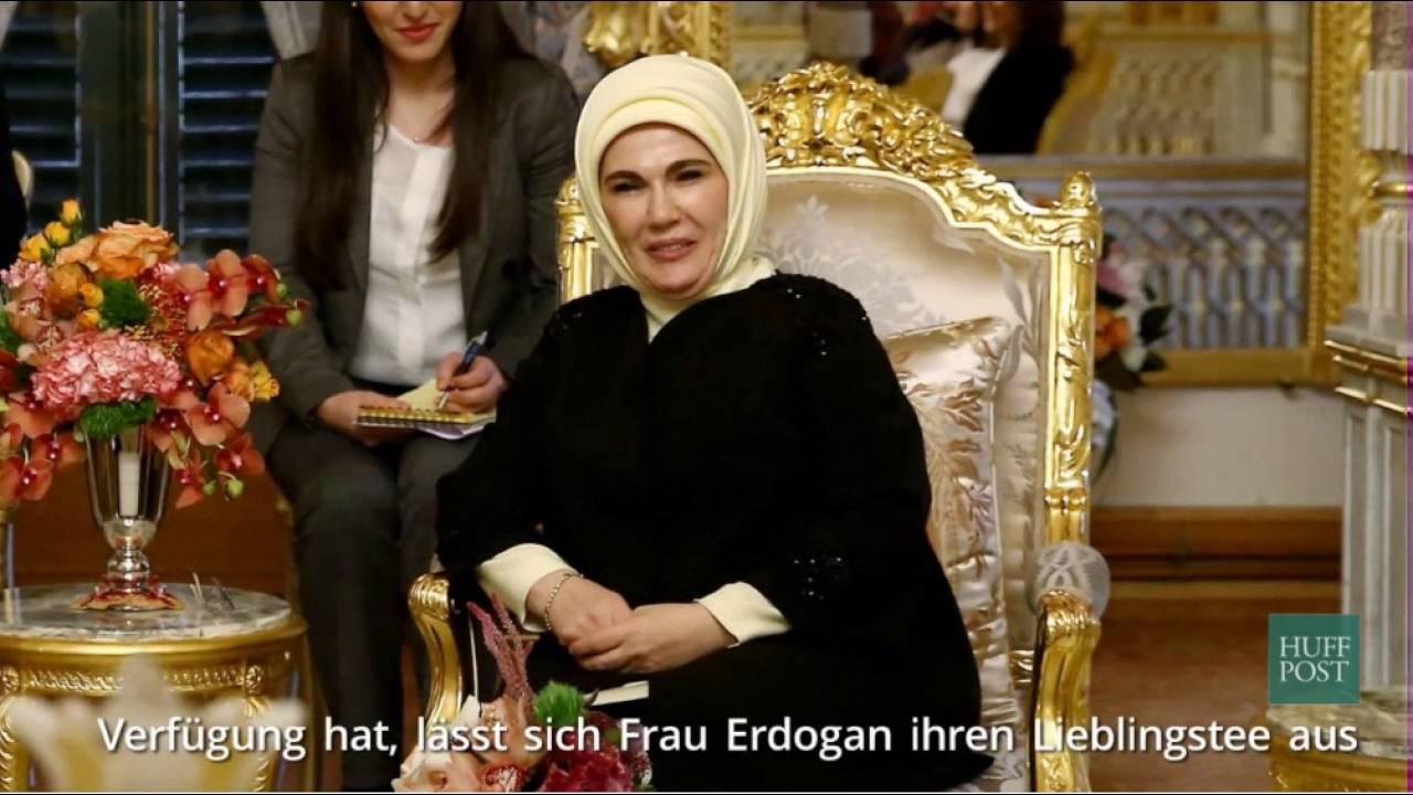 Kaufs chtig und verschw nderisch die frau von erdogan - Bilder von molligen frauen ...