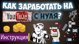Youtube-invest.in О компании - заработок на Youtube. Как заработать на youtube 2016.
