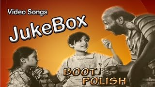 Boot Polish | All Songs | Old Is Gold Evergreen Songs | Jukebox