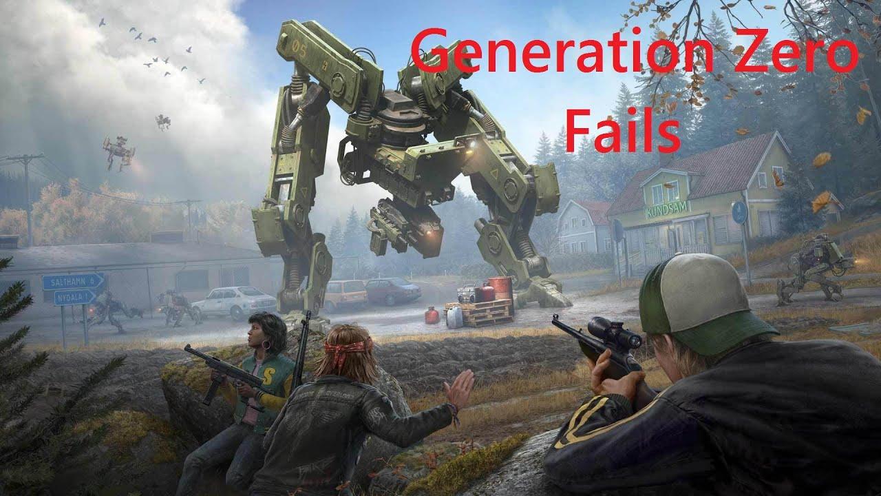 Genaration Zero Fails Compilation