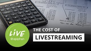 How much does it cost to livestream?