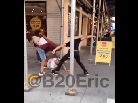 NYPD Cop Caught on Video in Gang style Beatdown That Nearly Killed A Man Chelsea NY