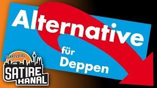 """Florian Schroeder meint: """"Nazis rechts liegen lassen!"""""""