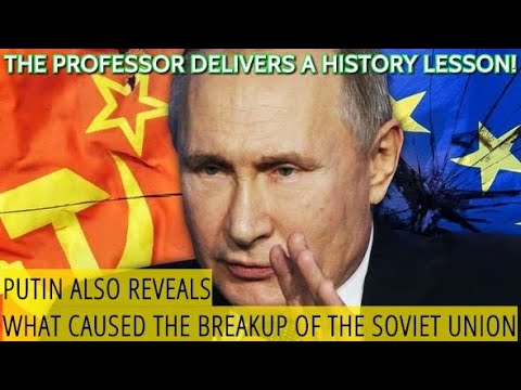 Putin Compares European Union And Soviet Union: EU Will Probably Not Survive In Its Current Form