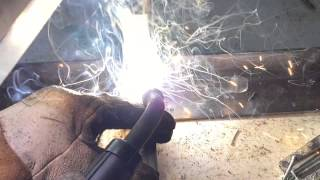 How to MIG Weld 1 inch Square Pipe(, 2015-03-30T06:14:05.000Z)