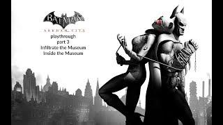 Batman: Arkham City GOTY (PC) playthrough part 3