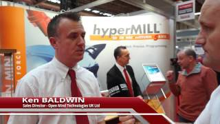 OPEN MIND at Autosport 2016 - Engineering News from MTDCNC