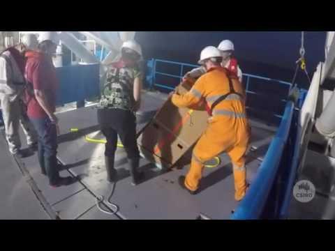 Deep Argo deployment part 1 CSIRO