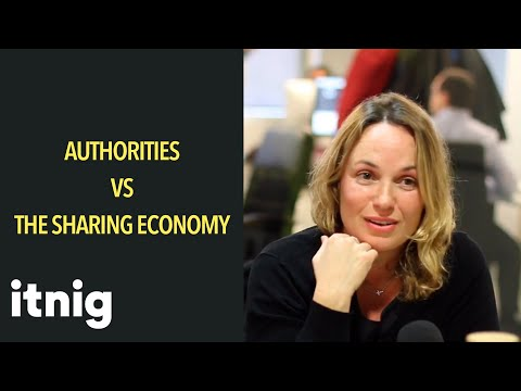 How to fix the conflict between authorities and the sharing economy