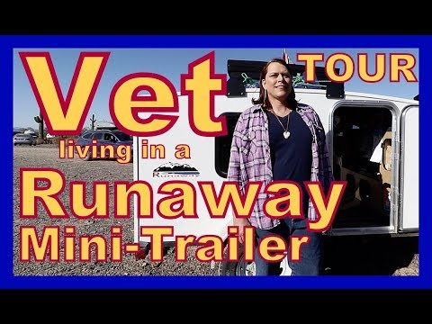 tour-of-stephanie's-runaway-mini-trailer-camper