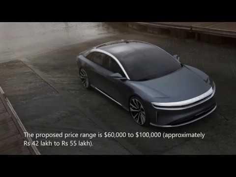 Saudi Arabia may invest $1bn in Lucid Motors