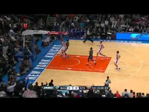 Clip NBA 2010 2011  05 11 2010  Washington Wizards @ New York Knicks00295321 41 46