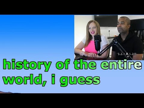 History Of The Entire World, I Guess (REACTION 🔥)