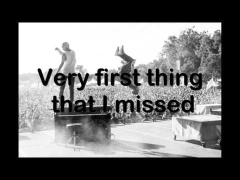 Twenty One Pilots- Air catcher- lyrics video