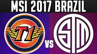 SKT vs TSM - MSI 2017 Day 2 - 2017 Mid Season Invitational Group Stage Day 2 | LoL Esports