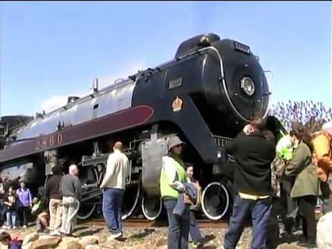 Most beautiful steam locomotives in the UK - YouTube