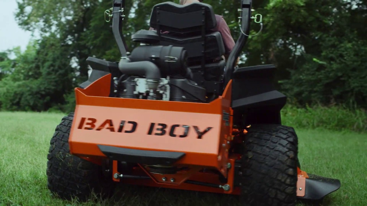 Bad Boy Lawn Mowers | Apple Farm Service Inc
