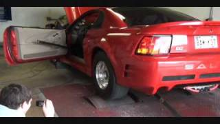 Just another 1100+ RWHP Cobra MMR ( Modular Mustang Racing) Turbo Race engine on Dyno & Street