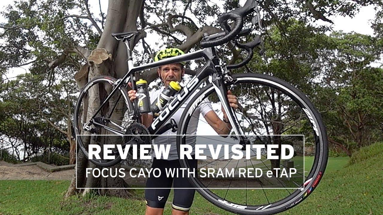 e61336cb1a4 Bike review revisited – Focus Cayo - YouTube