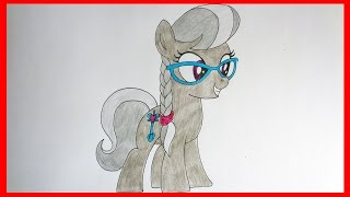 How to draw pony Silver Spoon my little pony, Как нарисовать пони Силвер Спун, дружба это чудо(SUBSCRIBE http://www.youtube.com/channel/UCP3MUIw4Nd-eG8sCLSOL8eg?sub_confirmation=1 How to draw cartoon characters How to draw Silver Spoon ..., 2015-04-11T07:06:17.000Z)