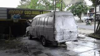 Cuci mobil,SABUN SALJU