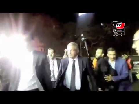 «سعد» و«الليثي» ووزير الشباب والرياضة بعزاء والدة شريف وعمرو عرفة  - نشر قبل 13 ساعة
