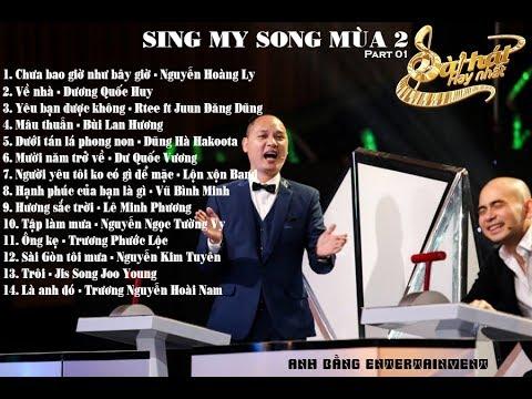 Album Sing my song Mùa 2 Chọn lọc 2018 I AB Production