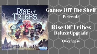 Rise Of Tribes: Deluxe Upgrade - Overview