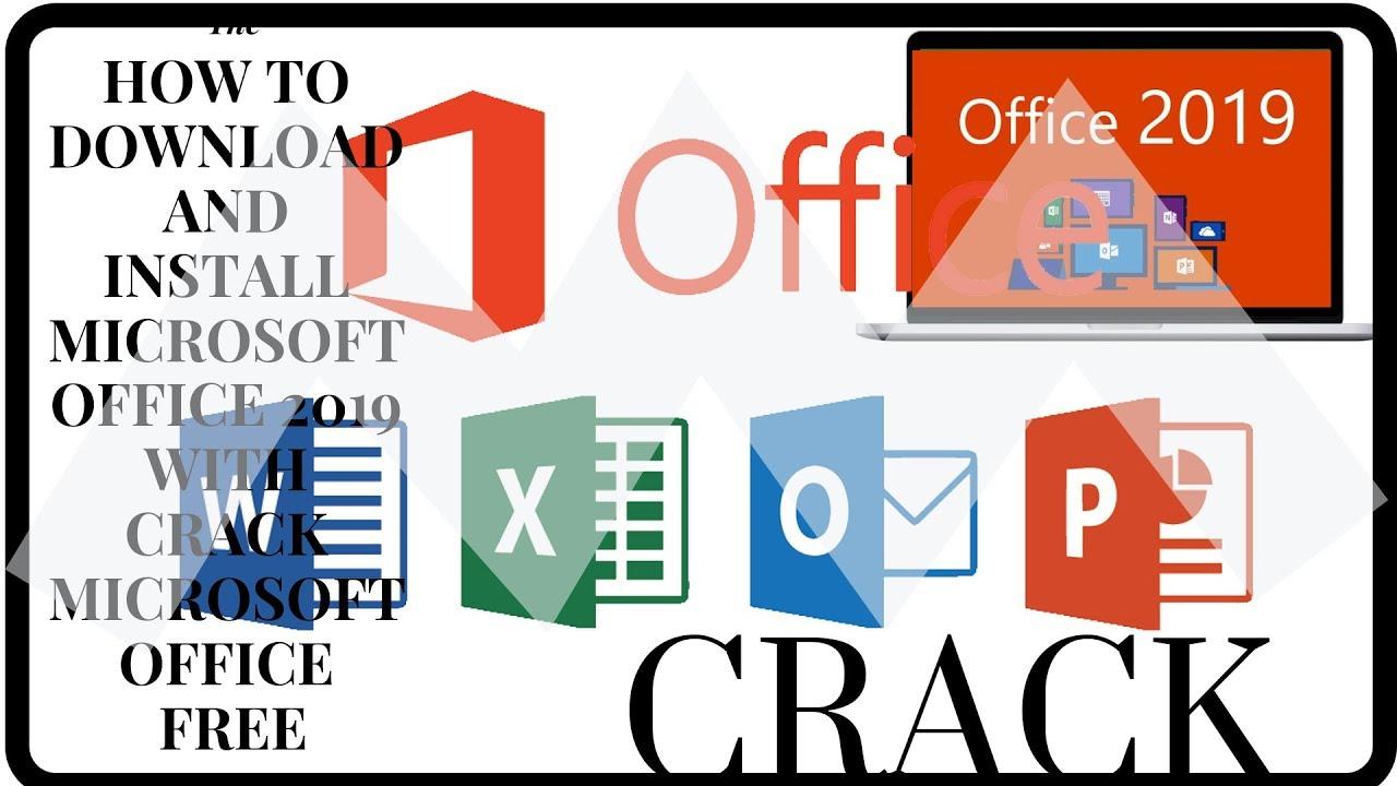 Microsoft Office 2019 Install Free