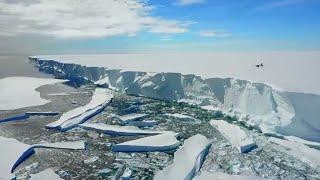 קריסת קרחונים וחשש מהצפות ענק: ההתחממות מחריבה את אנטרקטיקה