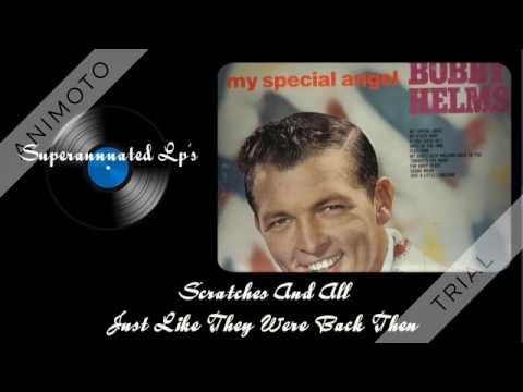 BOBBY HELMS My Special Angel Side 2